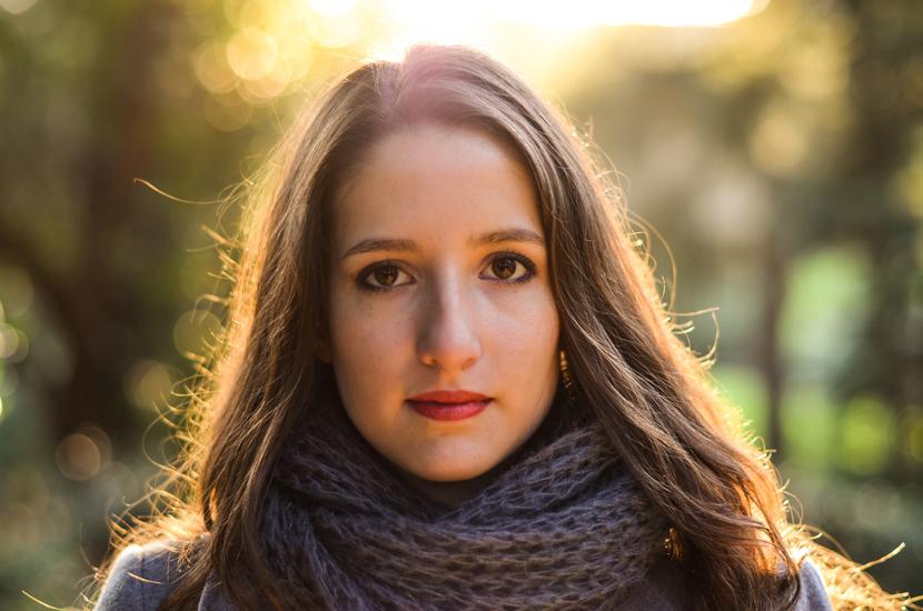 Charlotte Sferruzza - Etudiante en Design - Nantes