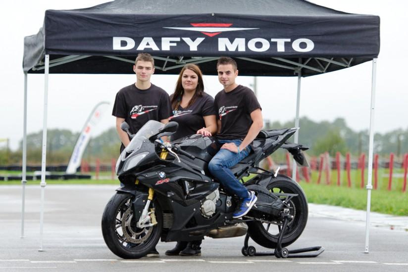 Team Fantastik Racing 38 - BMW S1000RR