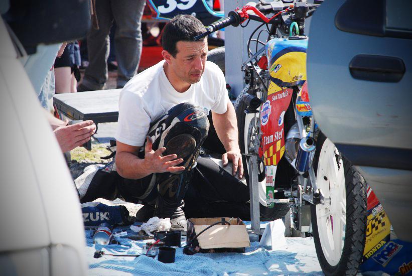 Course Moto 50 cm³ - Ancenis - Club Moto Amorce 50