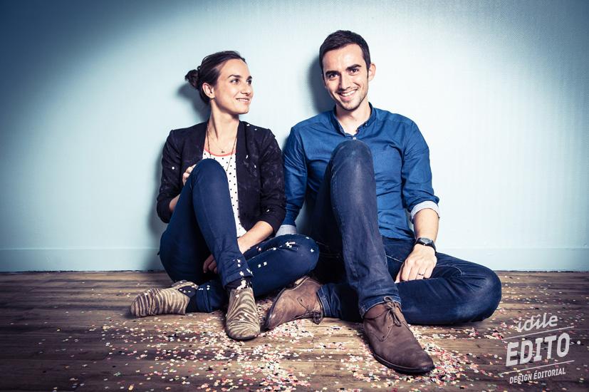 Gina et Damien de Idîle Edito