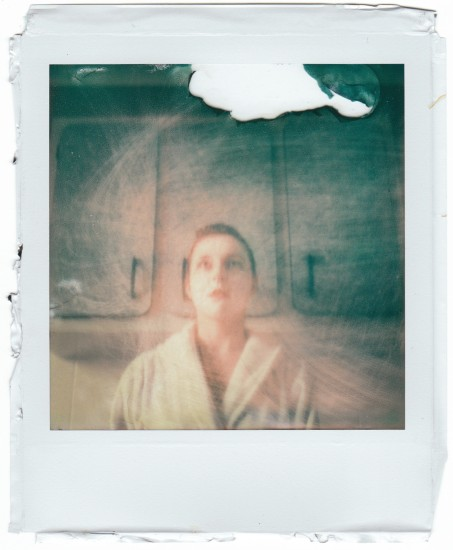 ghost of polaroid