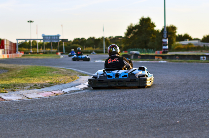 City Kart outdoor Sautron