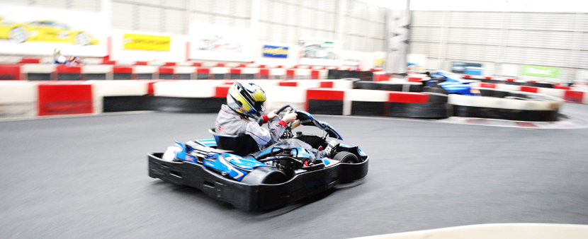 City Kart Indoor Saint Sebastien Sur Loire