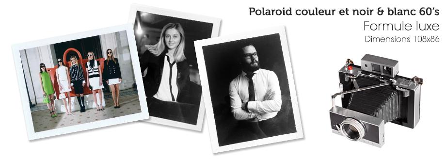 Animation Polaroid